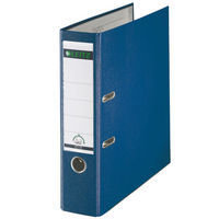 Leitz Leverarch Pp Fcp 80mm Blue 1110-35 - 10 Pack