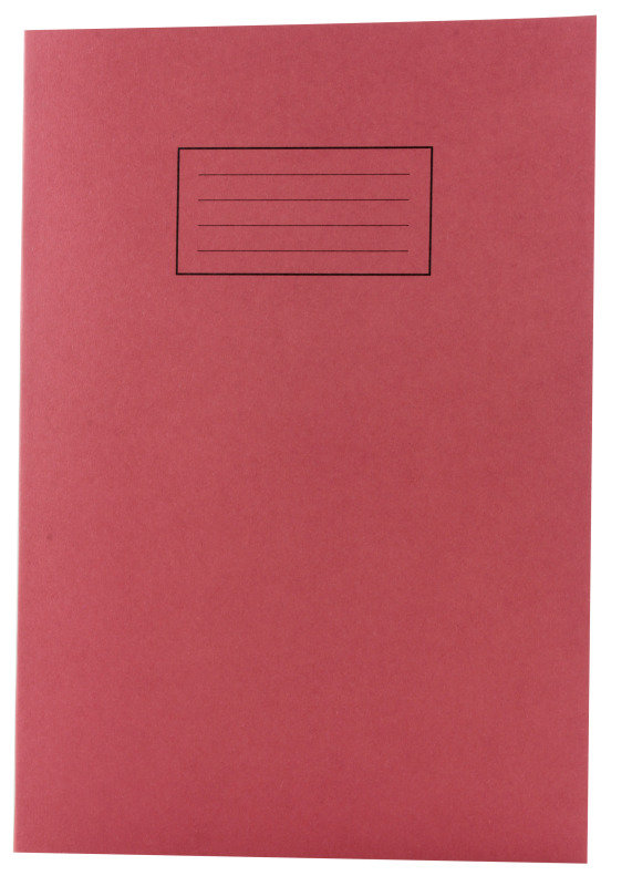 Click to view product details and reviews for Silvine A4 Exer Book 80pg Lined Marg Red 10 Pack.