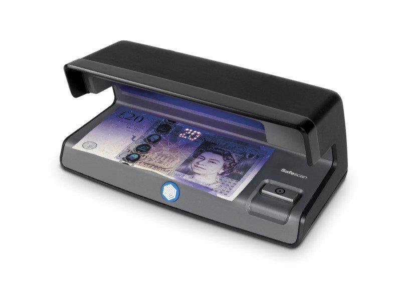 Safescan Counterfeit Detector Uv50 Black