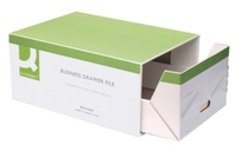 Q Connect Business Drawer File - 5 Pack