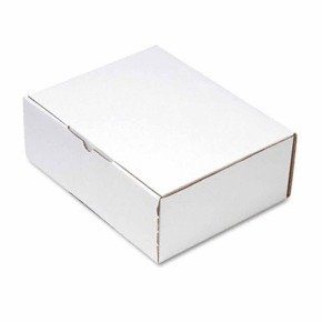 MAILING BOX 375X225X150MM OYSTER PK25