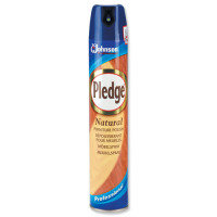 PLEDGE FURNITURE POLISH 400ML 7511528