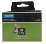 DYMO LabelWriter Multi-purpose Labels White 57 x 32 mm 1000 Labels