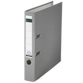 Leitz Miniarch Pp A4 52mm Grey 1015-85 - 10 Pack