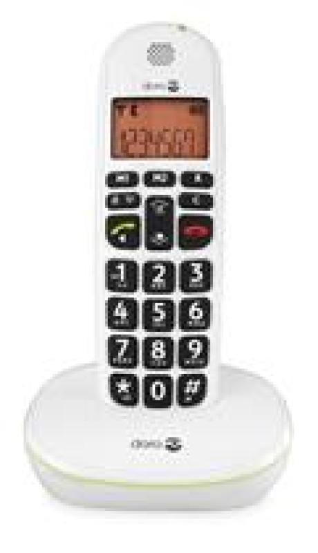 Doro Big Button Digital Cordless phone - White