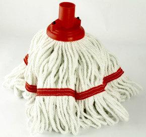Contico Hygiene Socket Mop Head - Red