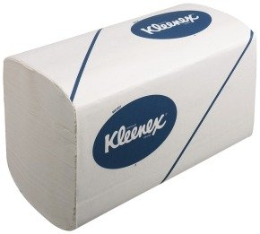 KLEENEX ULTRA HAND TOWELS 2 PLY WHT PK15