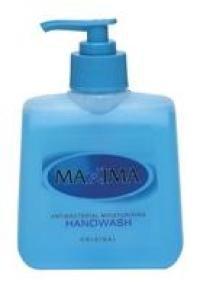 Maxima 250ml Antibacterial Hand Wash Pk2 - 2 Pack