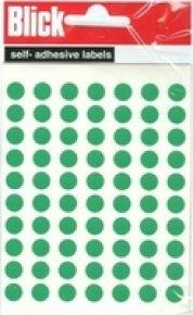 Blick Label Bag 8mm Grn Pk490 002659 - 20 Pack