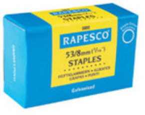 Rapesco Staples 53/8mm (Pk 5000)