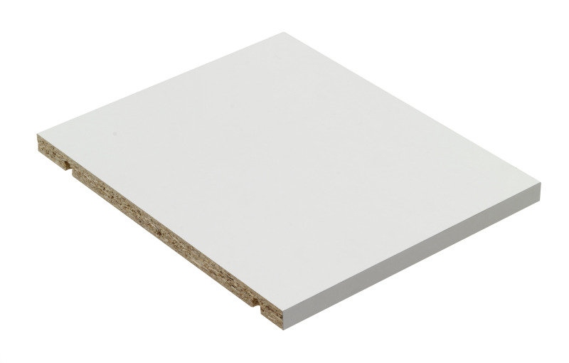 Image of FF JEMPLUS MAILROOM POST SHELF WHITE