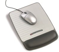 3M KEYBOARD/MOUSE GEL WRISTREST WR421LE