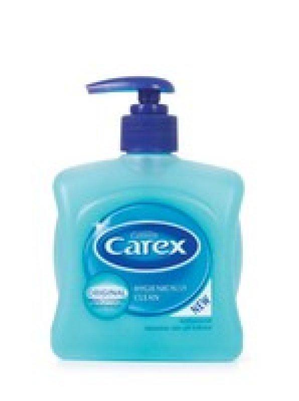 CAREX LIQUID SOAP 250ML PK2 KJEYCD2502