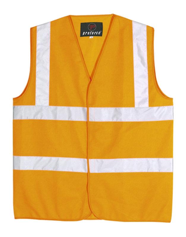 Proforce Hiviz Class2 Vest Exlge Org