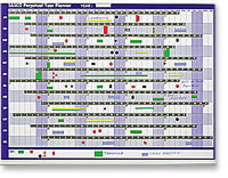 Sasco Perpetual Year Planner