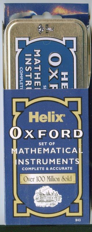 Image of Helix Oxford Maths Set B43000