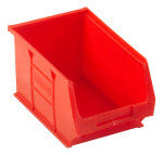 Barton Red Small Parts Container 4.6 Litre