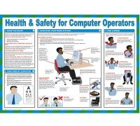 SIGNSLAB 420X590 HNS COMPUTER OPERATORS