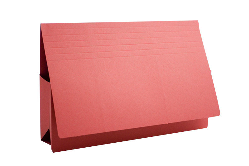 Guildhall Probate Wallet Red - 25 Pack