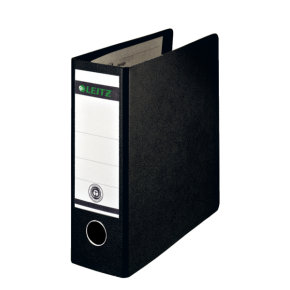 Leitz Board L/a File A5 Upright Black - 5 Pack