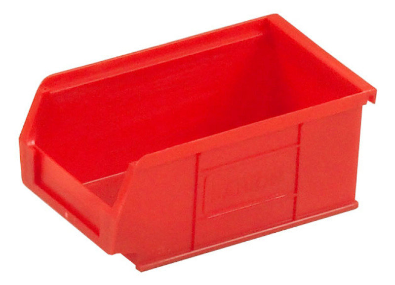 Image of Barton Red Small Parts Container - 1.27 Litre