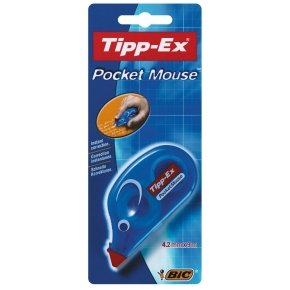 Tippex Pocket Mouse Blister 1 - 10 Pack