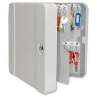 Helix WR0050 Standard Steel Key Cabinet - 50 Keys