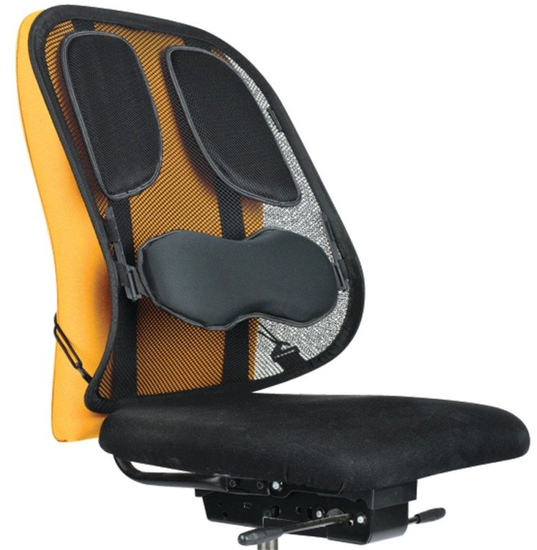 Fellowes Professional Series Mesh Back Support