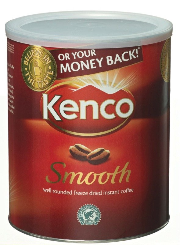 Image of Kenco Really Smooth Coffee - 750g