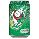 7-up Original 330ml Cans - 24 Pack