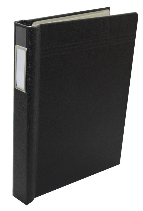 Image of CROWN 3CB BINDER BLACK 75035