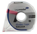 Legamaster Self Adesive Narrow Tape - Black