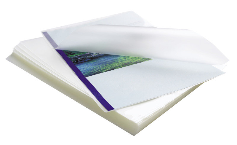Image of Apex A3 Medium Duty Laminating Pouches 250 Micron Clear (Pack of 100)