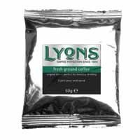 Lyons Exclusive 3-Pint Coffee Sachets - 50 Pack