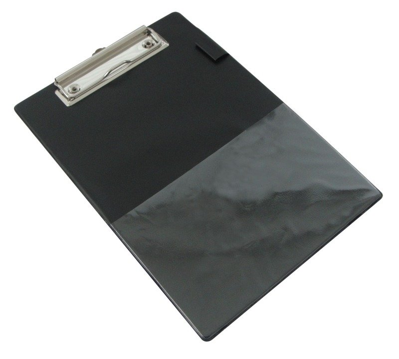 Rapesco Standard Clipboard A5 Black
