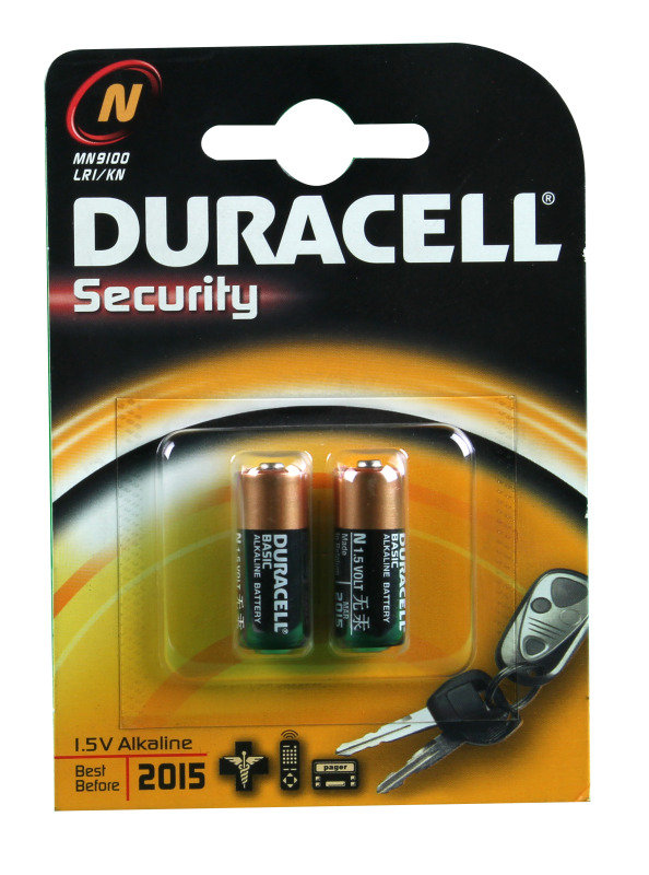 Duracell N Batteries