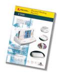Rexel Clear Superfine Cut Flush Folders A4