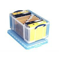 Really Useful 64 Litre Plastic Storage Box - 310x440x710mm