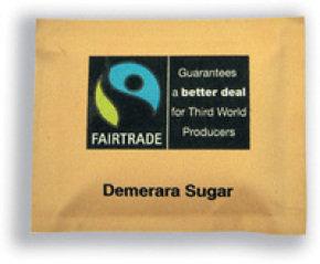 Fairtrade Brown Sugar Sachets Pk 1000