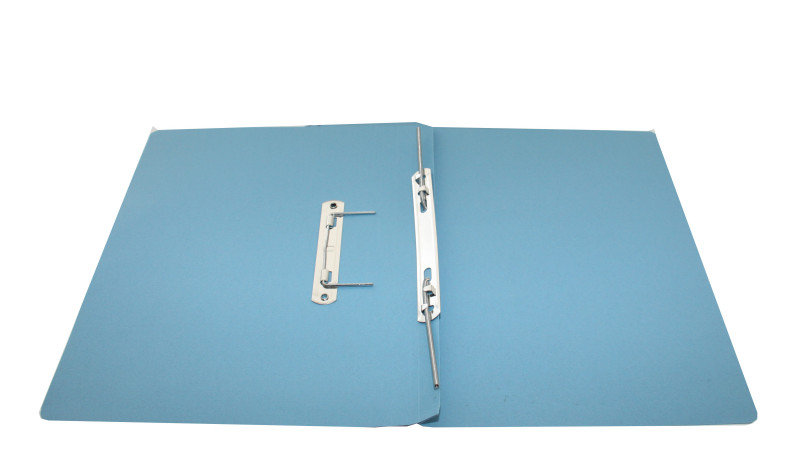 Image of Eastlight Jiffex File A4 Blue 43243 - 50 Pack