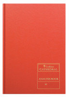 CATHEDRAL ANALYSIS BK 96P RED 69/12.1