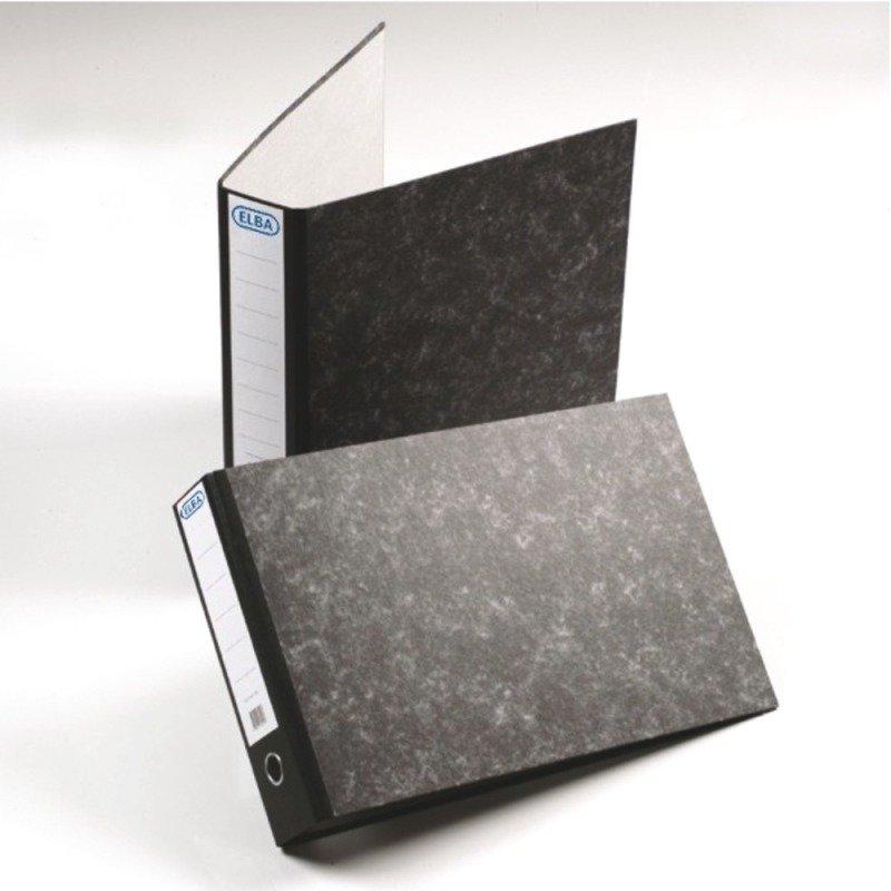 Bantex Lever Arch File A3 Obl 70mm Blk