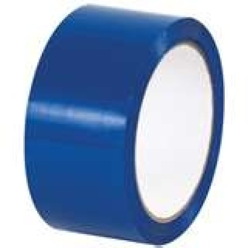 Polypropylene Tape 50x66 Blue 62050663 - 6 Pack