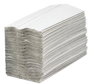 2Work White 1-Ply C-Fold Hand Towel (Pack of 2880)