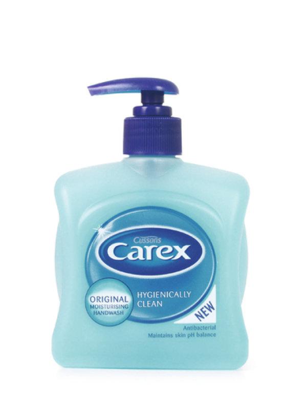 Image of Carex Antibac Handwash 250ml Blue - 6 Pack