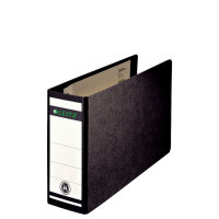 Leitz Board L/a File A5 Oblong Black - 5 Pack