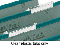TOPFILE TOPTABS CLEAR PK50 78289
