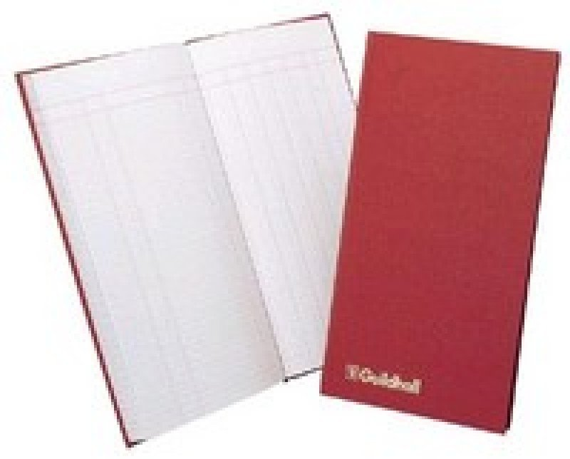 Guildhall Petty Cash Book