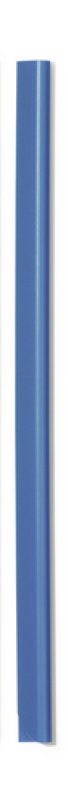 Durable Spine Bars A4 6mm Blue 50 Pack