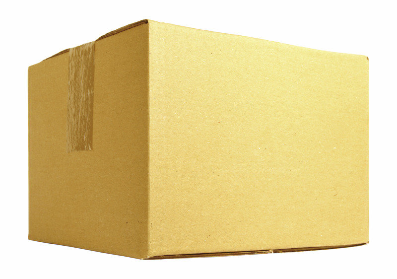 Single Wall Carton 482X305X305MM Pack of 25